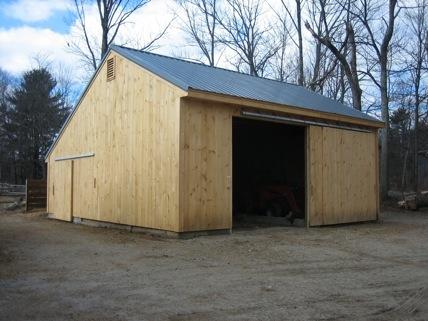 Barns/Garages
